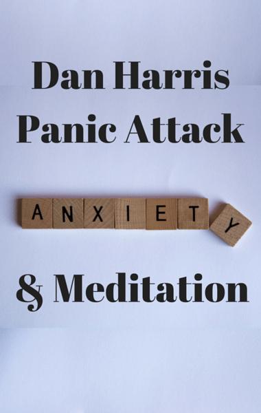 Dr Oz: Dan Harris Panic Attack On TV + Meditation For Stress