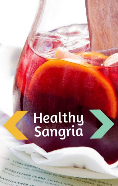 Dr Oz: Healthier Sangrias + Immune-Boosting Smoothies