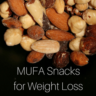"Dr Oz: ""MUFA"" Snacks For Weight Loss + Measure Progress"