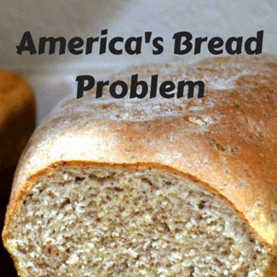 Dr Oz: Whole Wheat VS White Bread + Sprouted Grain Bread