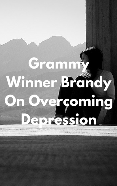 Dr Oz: Brandy On Overcoming Depression & Getting Healthy