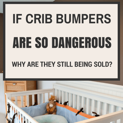 Dr Oz: Are Crib Bumpers Safe For Babies? + Mesh Liners