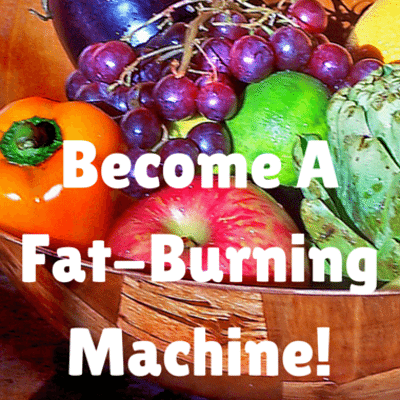 burning machine diet