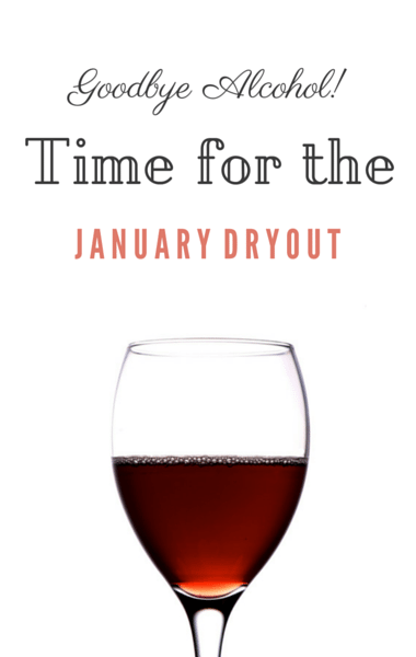 Dr Oz: January Dry Out Alcohol Detox + Healthy Mocktail