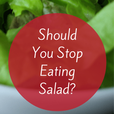 Dr Oz: Is Salad Overrated? + Healthy Soups For Weight Loss