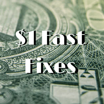 1-fast-fixes-