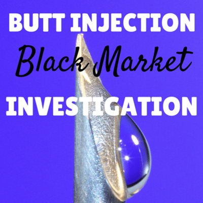 Dr Oz: Black Market Butt Injections Undercover Investigation