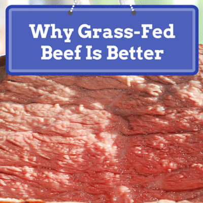 Dr Oz: Regular VS Grass-Fed Beef + Industry Whistleblowers