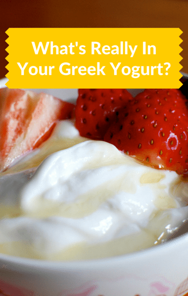 Dr Oz: Real VS Fake Greek Yogurt + How To Make Your Own