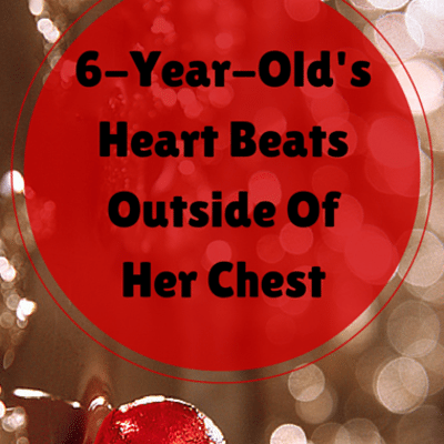 Dr Oz: 6-Year-Old Girl With Heart Beating Outside Her Chest