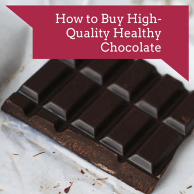 Dr Oz: Chocolate Shortage & High-Quality Bars + Online Dating
