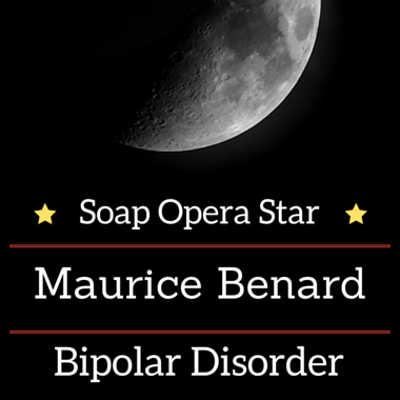 Dr Oz: Maurice Benard Bipolar Disorder & Mental Illness
