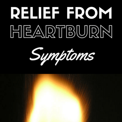 Dr Oz: Heartburn Symptom Relief + Are You A People Pleaser?
