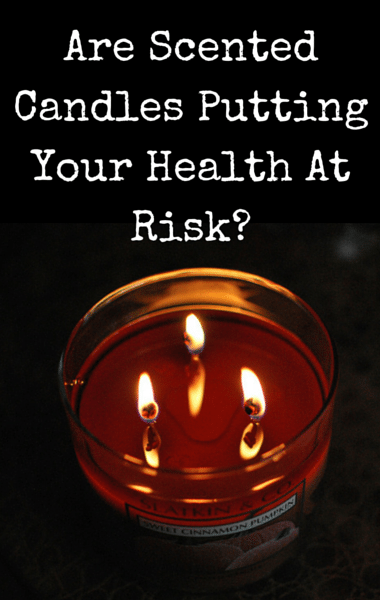Dr Oz: Dangerous Chemicals In Scented Candles + Avoid Toxins