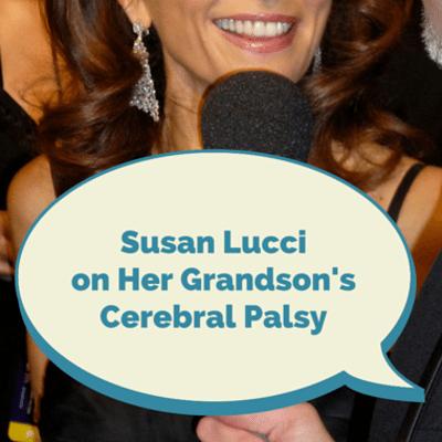 Dr Oz: Susan Lucci Grandson With Cerebral Palsy + Dirt Cure