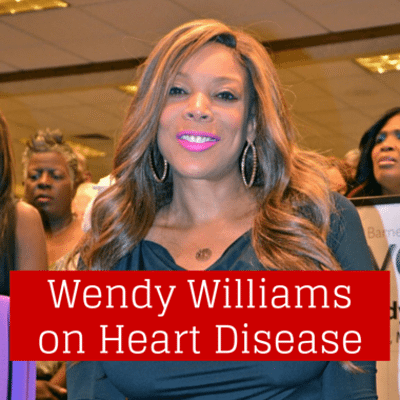 Dr Oz: Wendy Williams + Heart Disease Signs & Awareness