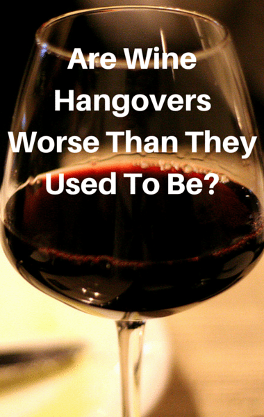 Dr Oz: What Causes Wine Hangovers + Sulfites & Alcohol Content