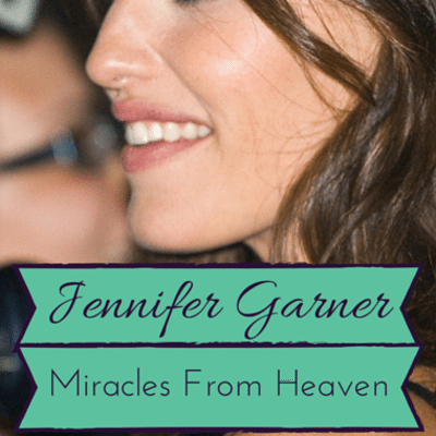 Dr Oz: Jennifer Garner & 'Miracles From Heaven' + William Shatner