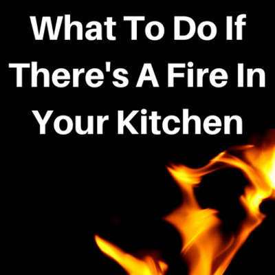 Dr Oz: Water On A Grease Fire? + How To Use Fire Extinguisher