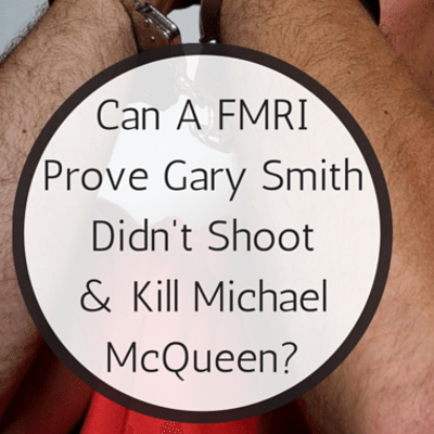 Dr Oz: Gary Smith Murder Case + FMRI To Prove Innocence