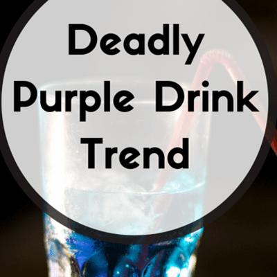 """Dr Oz: Dangerous Teen Trends + Purple Drink, """"Sizzurp"""""""