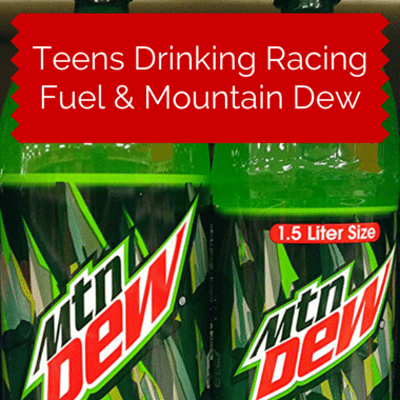 Dr Oz: Drinking Racing Fuel & Mountain Dew + Deadly Mix