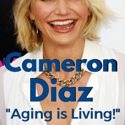 Dr Oz: Cameron Diaz Embrace Aging + Heroin Addict Intervention