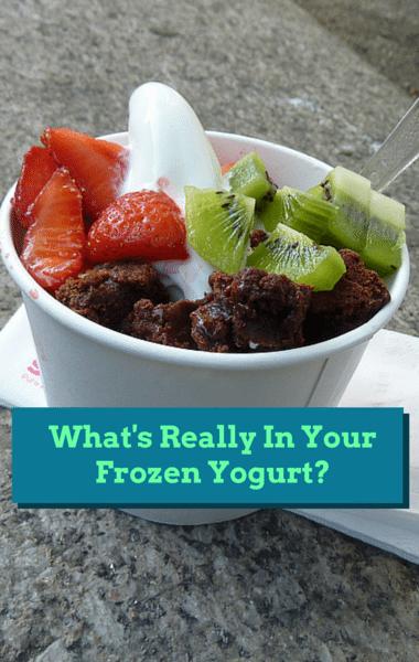 Dr Oz: Frozen Yogurt VS Ice Cream + Healthy Fro-Yo Order