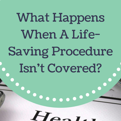 Dr Oz: Denied Insurance Claims + Life-Saving Treatment Coverage