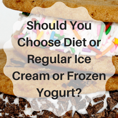 Dr Oz: Truth About Diet Ice Cream & Frozen Yogurt + 28-Day Diet