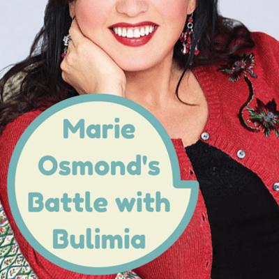 Dr Oz: Marie Osmond Son Suicide + Postpartum Depression, Bulimia