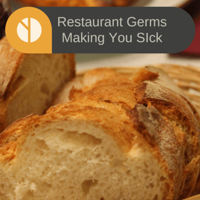 Dr Oz: Norovirus & Food Poisoning + Germs In Bread Baskets