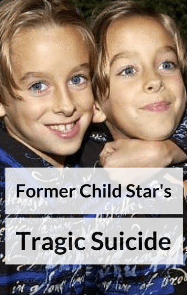 Dr Oz: Sweeten Family On Former Child Star's Tragic Suicide