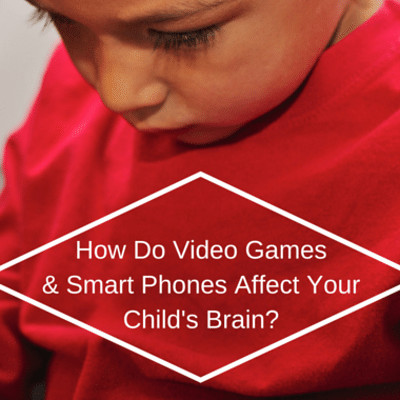 Dr Oz: How Screen Time Affects Child Brain Development