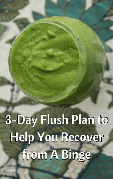 Dr Oz: 3-Day Flush Plan + Women Lost Half Their Body Weight