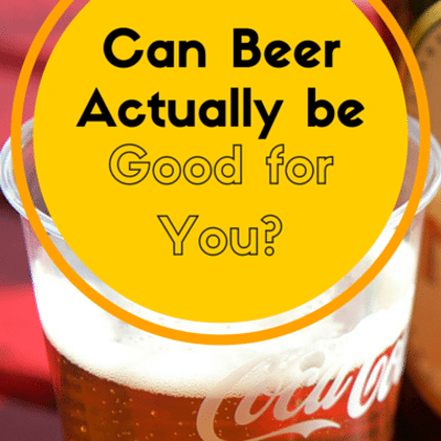 Dr Oz: Is Beer Good For You? + Drink Craft Beer & Healthy Options