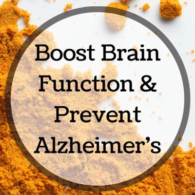 Dr Oz: Alzheimer's Prevention + Turmeric, Green Tea & BDNF