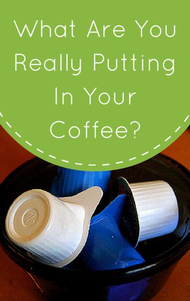 Dr Oz: Fake Flavors In Non-Dairy Creamers + Coffee Pod Machines