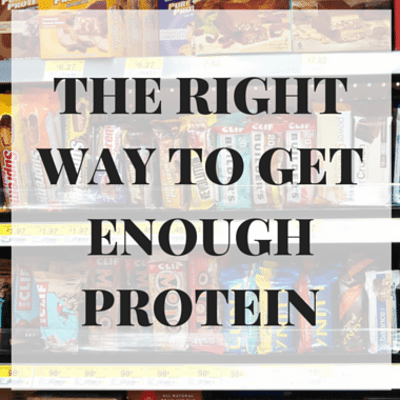 Dr Oz: Food With Added Protein + Healthiest Protein Sources