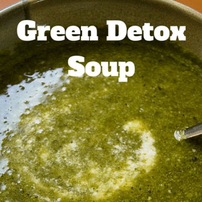 Dr Oz: Green Smoothies & Detox Soup For Easy Natural Weight Loss
