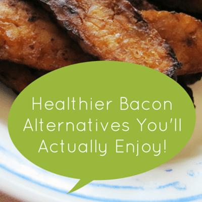 Dr Oz: Loni Love & Coffee Flour + Tempeh & Mushroom Bacon