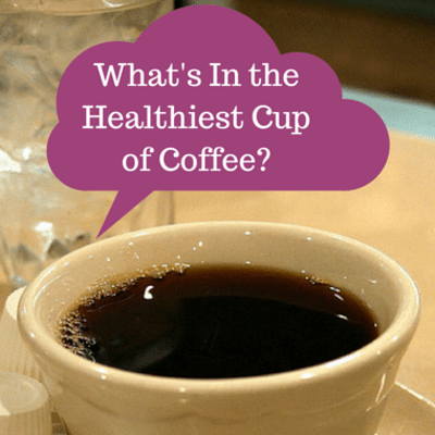 Dr Oz: Healthiest Coffee & Creamer + Protein-Fortified Foods