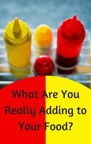 Dr Oz: Healthiest Condiments + Powdered Lemonade & Iced Tea