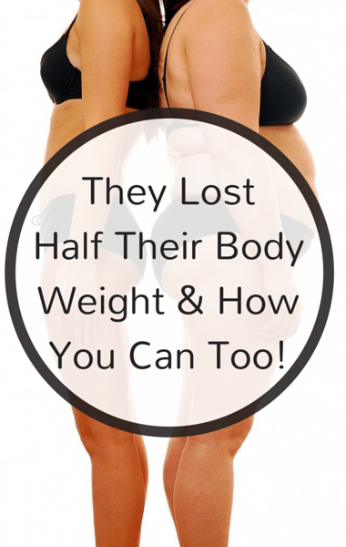 Dr Oz: Lost Half Their Body Weight + Daily Diet Weight Loss Ideas