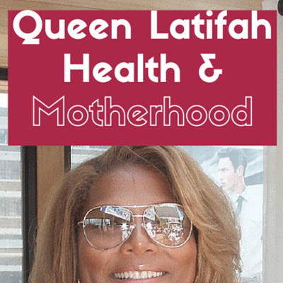 Dr Oz: Queen Latifah Motherhood + Heart Health & Give Up Salt