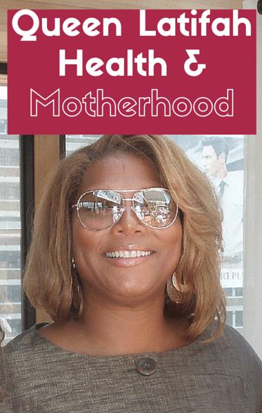 Dr Oz: Queen Latifah Motherhood + Heart Health & Give Up Salt