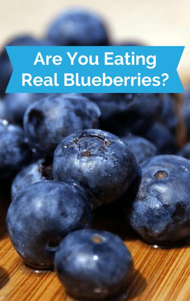Dr Oz: Food With Fake Blueberries + Deceiving Ingredients