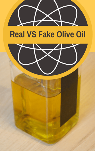 Dr Oz: Real VS Fake Olive Oil + Shopping For Real, Quality Oil