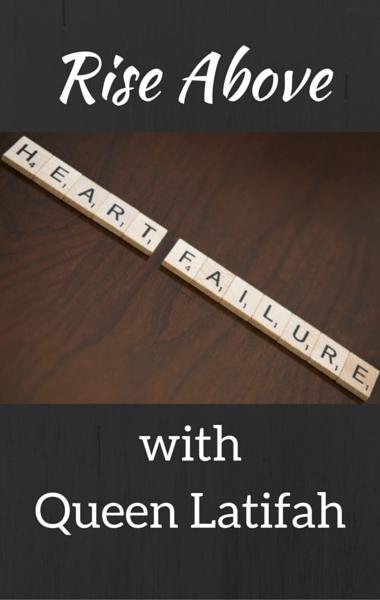 Dr Oz: Queen Latifah Rise Above Heart Failure + Bad Salt Habit