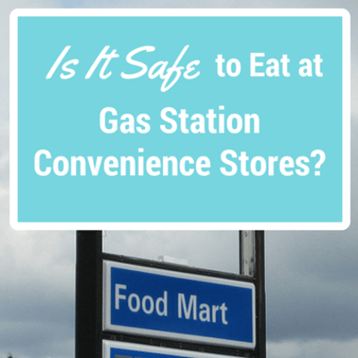 Dr Oz: Gas Station Convenience Store Health Hazards + Hotel Germs